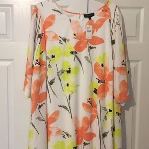 22/24 NWT Layne Bryant dress
